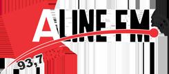Aline FM – 93,7 FM – A Lider de Verdade!