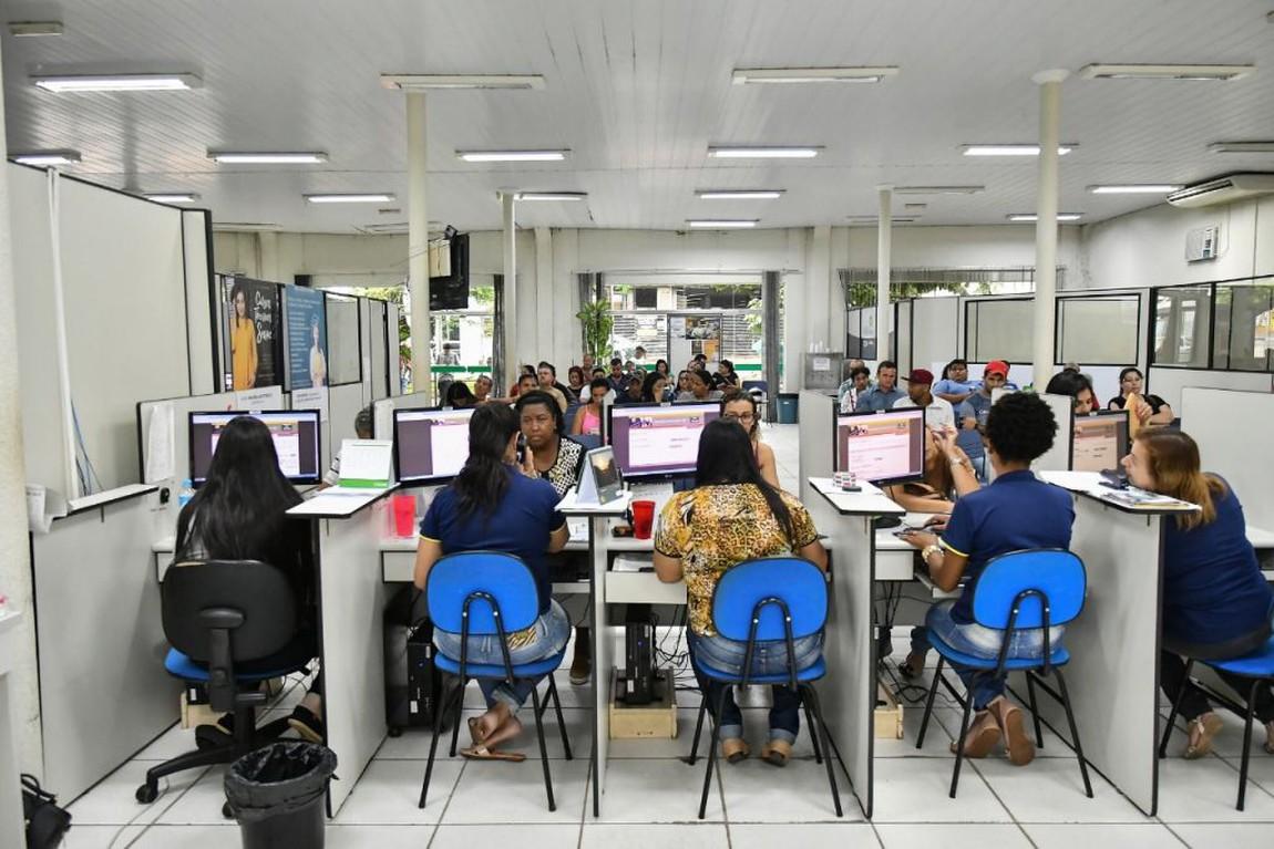 Umuarama fica em 5º lugar no Estado em contratações pela Agência do Trabalhador