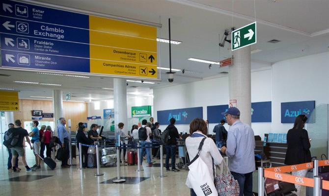 Aeroporto de Maringá ficará fechado por 15 dias