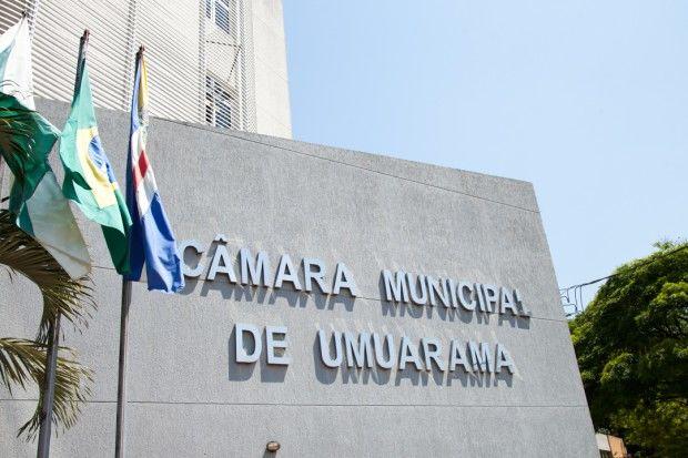 Sessões da Câmara Municipal de Umuarama mudam de horário
