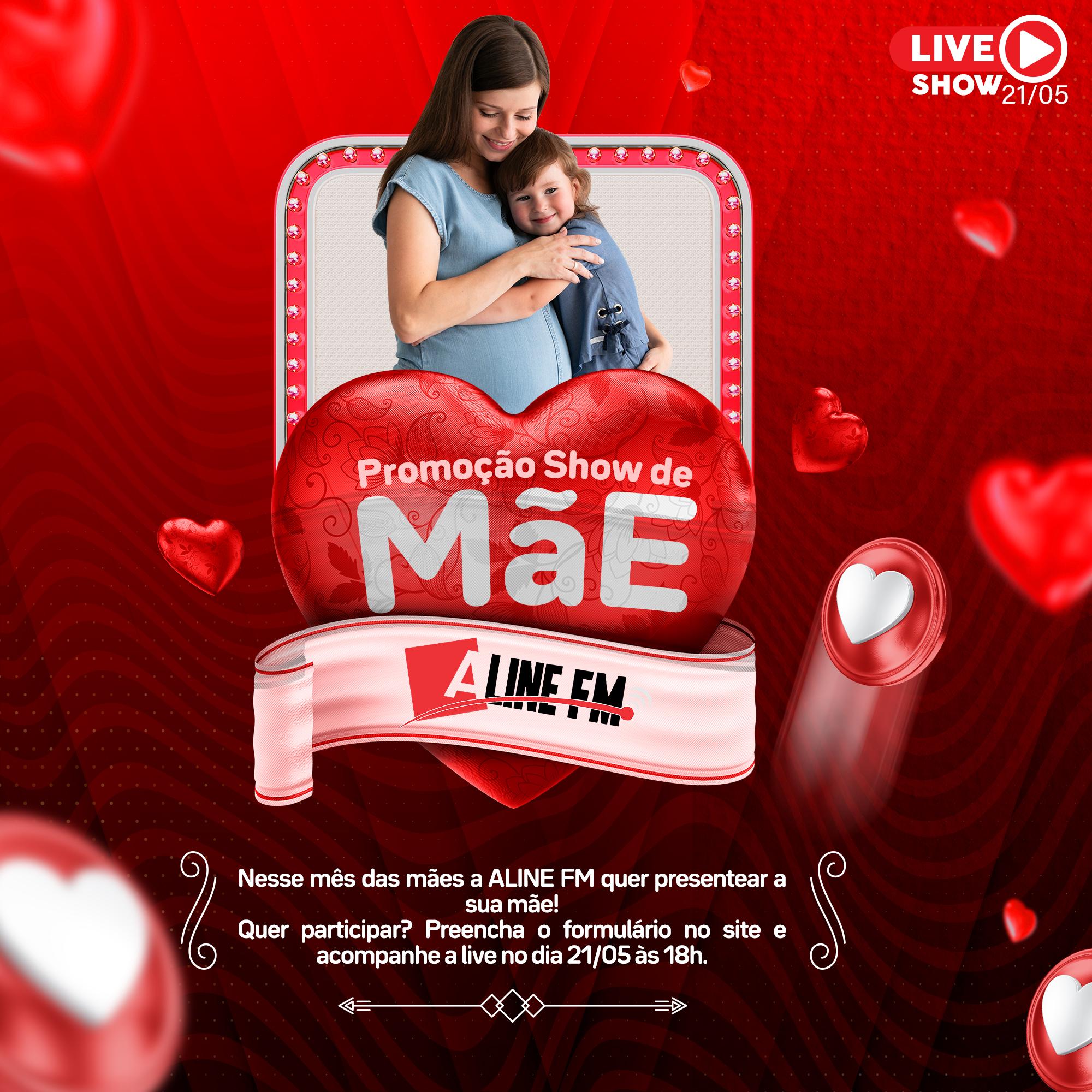 Promoção Show de Mãe