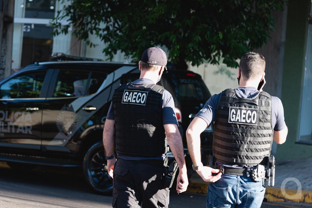 Operação Metástase: mais de R$ 1 milhão em espécie estavam com empresários presos de Umuarama