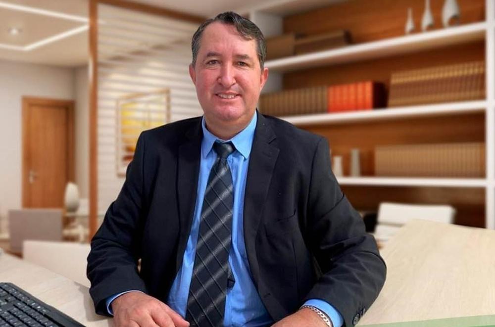 Hermes Pimentel é empossado como prefeito interino de Umuarama