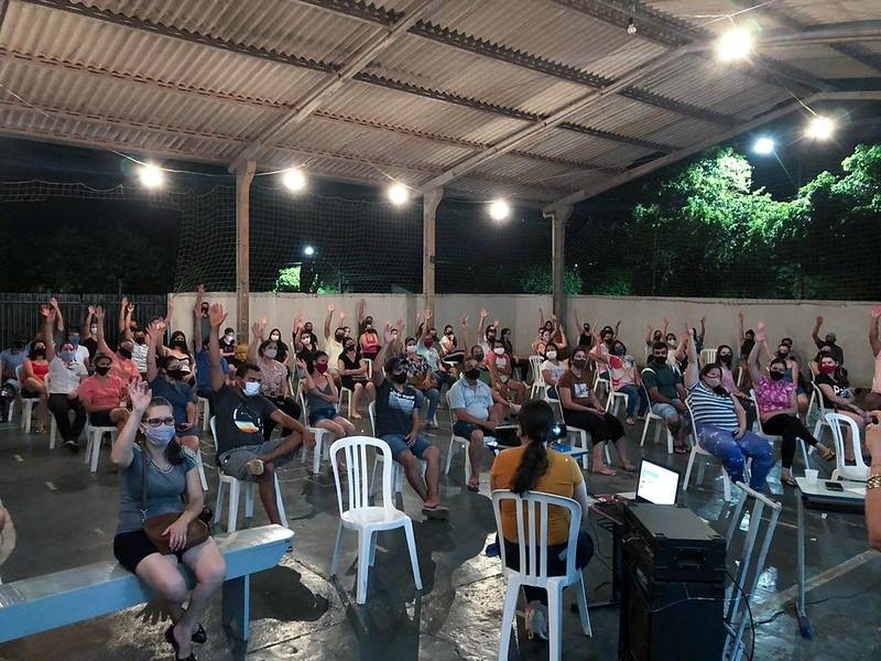 Escola Evangélica será transferida aara o bairro Primeiro de Maio e atenderá em tempo integral