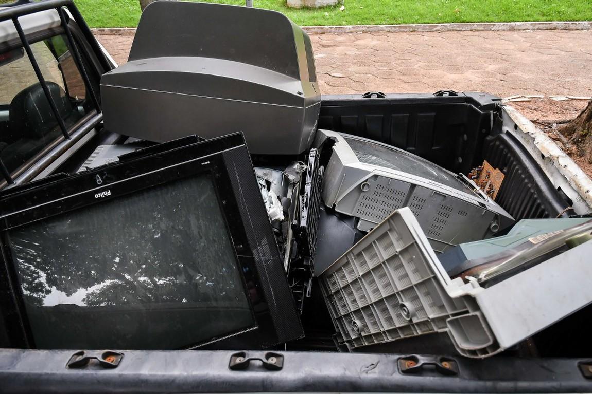 Campanha E-lixo irá recolher resíduos eletrônicos nesta sexta-feira